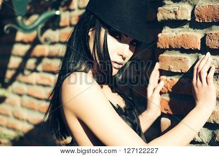 Stylish Young Woman