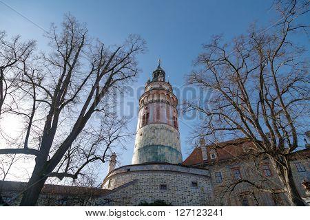 Little Castle Tower View