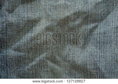 Denim Design Of Fashion Jeans Textile Background