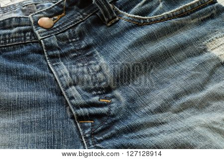 denim design of fashion jeans pants, clothing industry