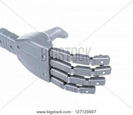 artificial robot hand