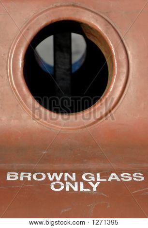 Brown Glass