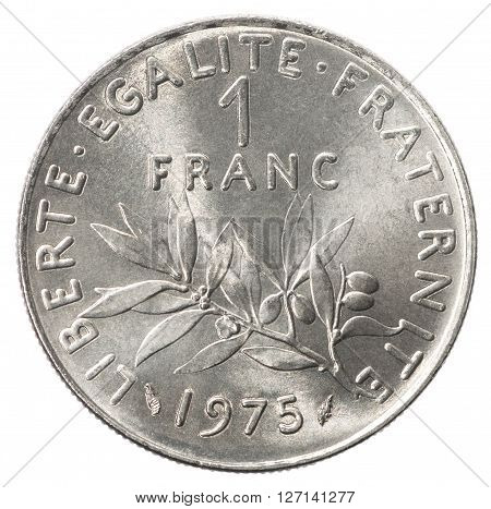 One French Franc