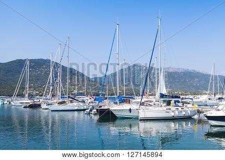 Luxury Pleasure Motor Boats And Sailing Yachts