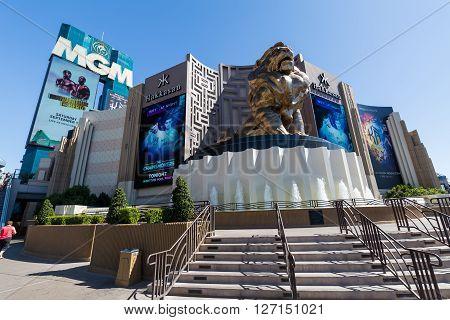 Las Vegas, Nevada - September 9, 2015