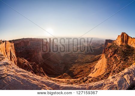 Canyonlands National Park, Utah, Usa