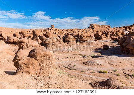 Goblin Valley State Park, Utah, Usa