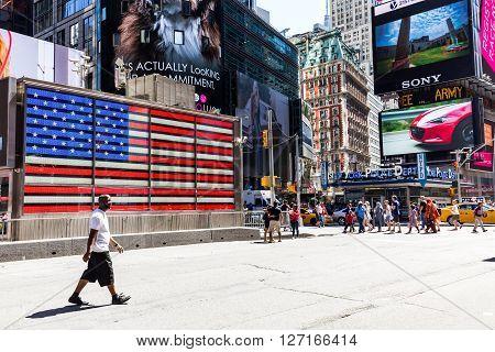 New York August 22, 2015