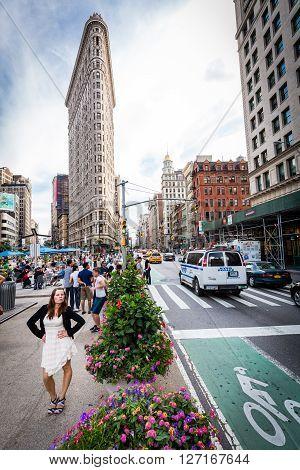 New York August 23, 2015