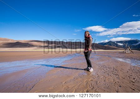 Great Sand Dunes National Park, Summer 2015