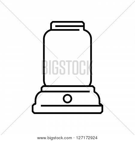 line icon Medical Device Icon dialysis machine