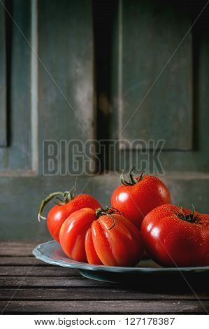 Big Red Tomatoes Raf