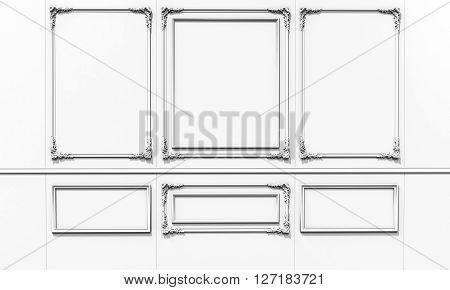 3D Interior Wall Decoration
