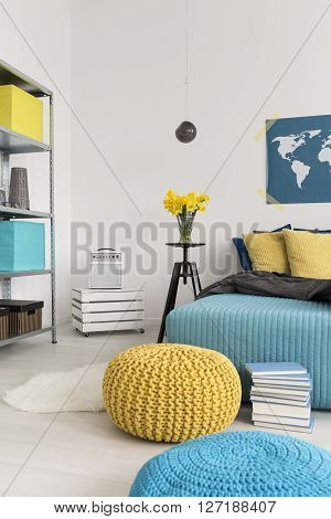 Bright Colours In Your Bedroom