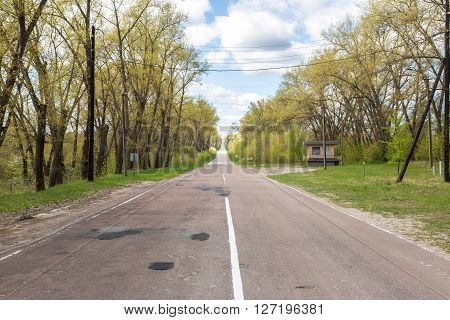 The Road From Chernobyl, Ukraine