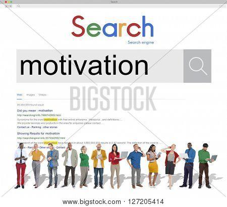 Motivation Inspiration Hopeful Goal Concept