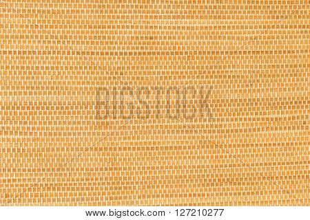 Brown Bamboo Texture Wall Paper