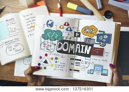 Domain Area Content Territory Data Concept