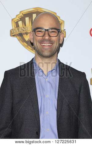 LAS VEGAS - APR 12:  Doug Sweetland at the Warner Bros. Pictures Presentation at CinemaCon at the Caesars Palace on April 12, 2016 in Las Vegas, CA