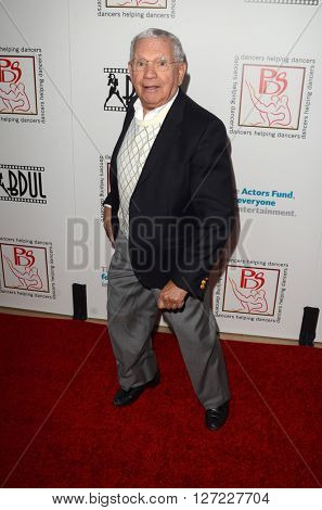 LOS ANGELES - APR 24:  Robert Clary at the Professional Dancers Society's Annual Gypsy Awards Luncheon at the Beverly Hilton Hotel on April 24, 2016 in Beverly Hills, CA