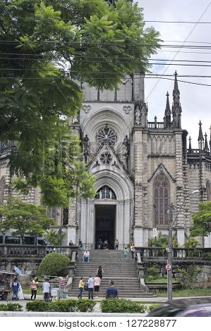 Janeiro, de, rio, brazil, church, cathedral, america, town, state, travel, destinations, landmark, s