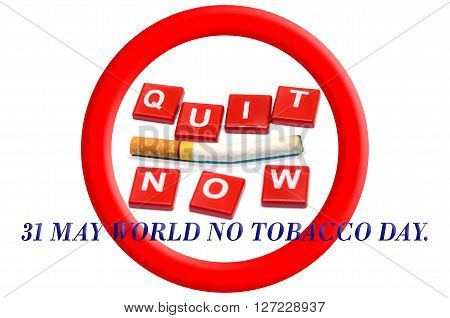Quit Smoking Now. Great American Smokeout.