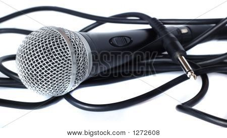 Mic And Cable Spool