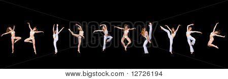 10 Dancing Me