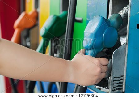 Handle Gasoline Dispensing Facilities Fueling Vehicles.