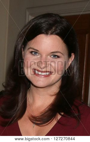 LOS ANGELES - APR 25:  Heather Tom at the Bold and Beautiful Emmy Nominees Celebration at the CBS Television City on April 25, 2016 in Los Angeles, CA