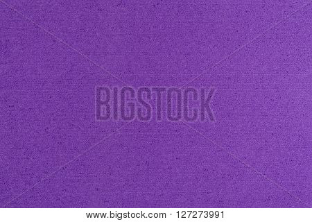 Eva foam ethylene vinyl acetate purple surface sponge plush background