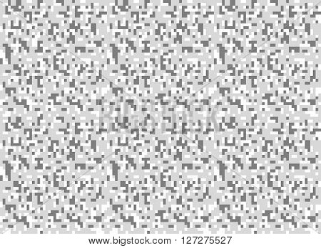 desert military camouflage seamless pixel pattern vector illustration