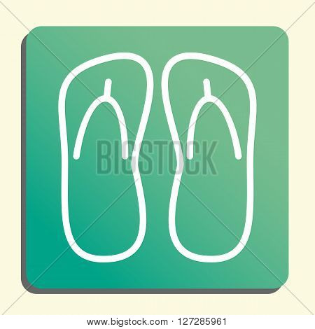 Step-ins Icon In Vector Format. Premium Quality Step-ins. Web Graphic Step-ins Sign On Green Light B