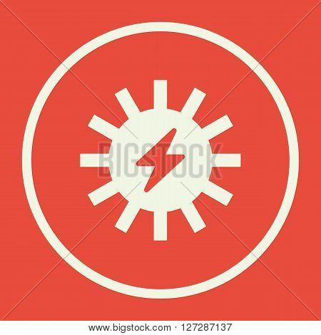 Solar Energy Icon In Vector Format. Premium Quality Solar Energy. Web Graphic Solar Energy Sign On R