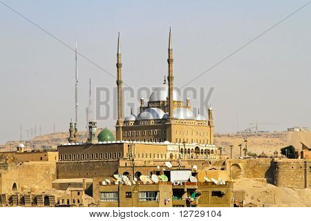 Mezquita de Mohammed Ali