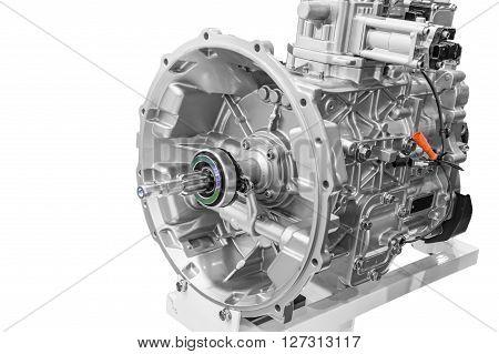 Unknown Car Engine