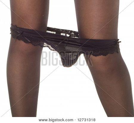 Topless Beauty Underwear
