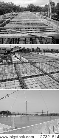 Concrete Construction Phases