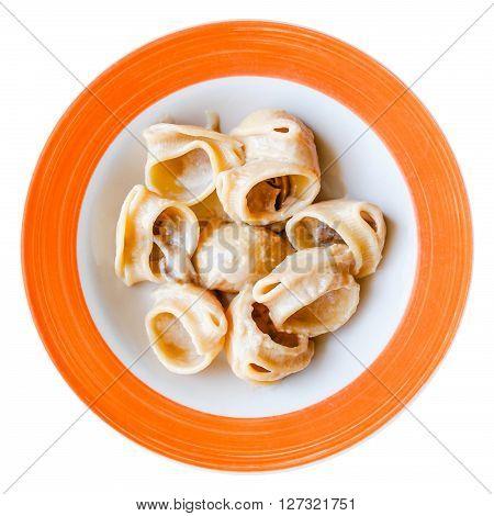Dish Of Pasta Food