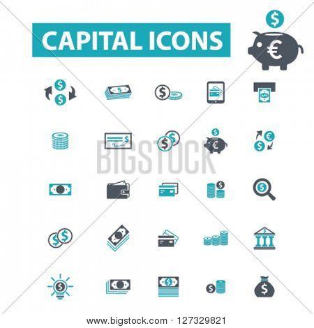capital icons