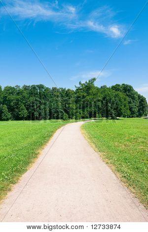 Paradise Scene Path
