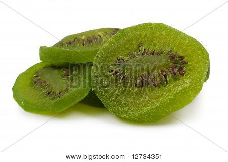 Dried Kiwi Fruit Slices
