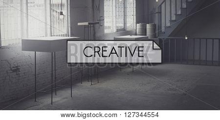 Creative Ideas Innovation Imagination Inspiration Concept