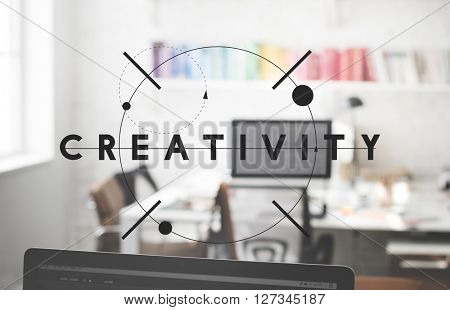 Creativity Design Ideas Innovation Concept