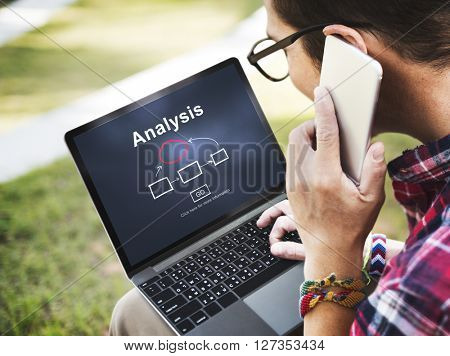 Analysis Analyze Examination Data Information Concept