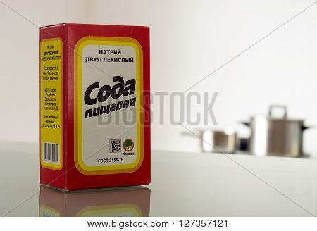 Popular Washing Soda From Russia