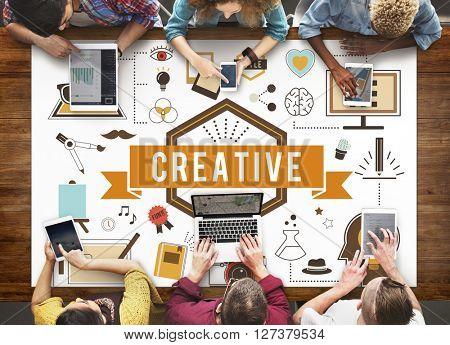 Art Creative Imagination Inspiration Concept