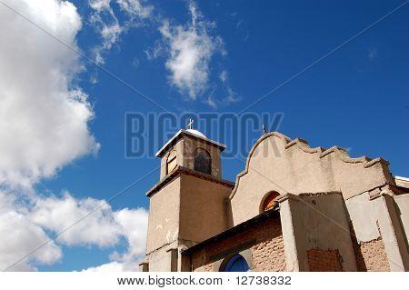 Old Adobe Church