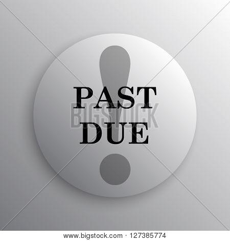 Past Due Icon