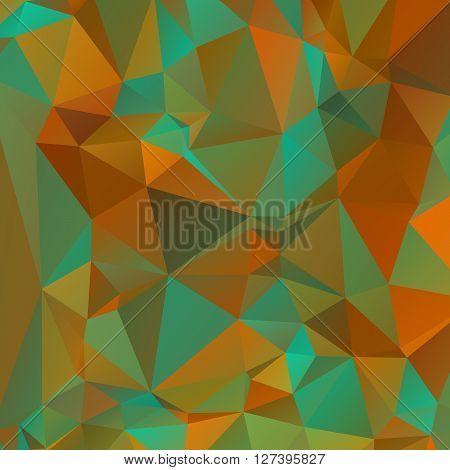 Abstract Triangular Pattern